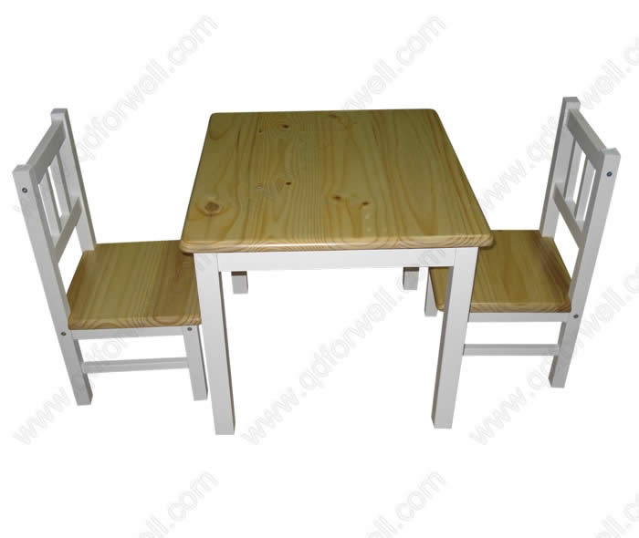 Children chair & table set FB200